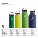 40 oz Wide Mouth Hydroflask ®
